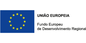 Logotype support to Licor Beirão European Fund Regional Development